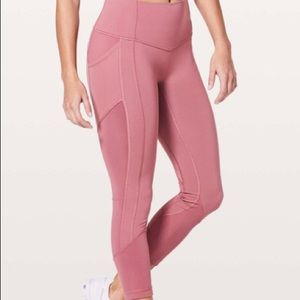 """Lululemon All The Right Places Crop II *23"""""""